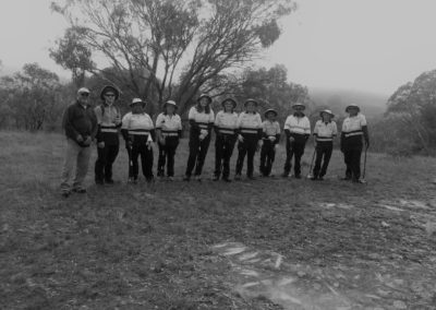 The ACT Catchment Groups, ParkCare and Landcare and Conservation Volunteers Green Army Partnership 2015- 2017 – ACT