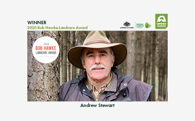 2020 Bob Hawke Landcare Award Winner